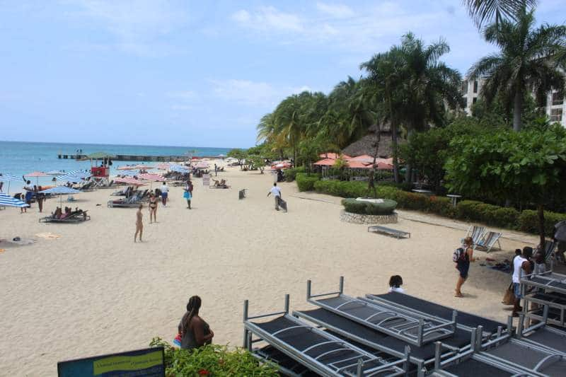 Doctor's Cave Beach
