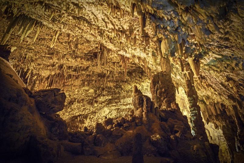 Drogarati Höhle