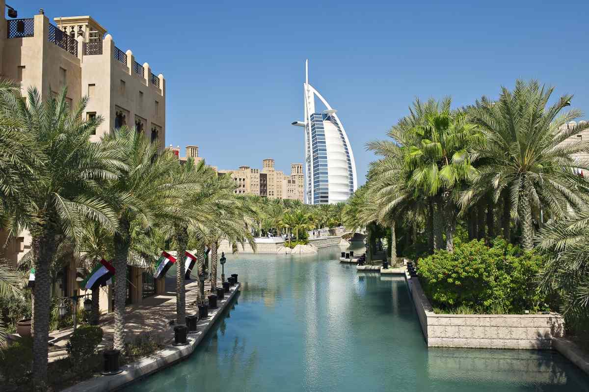 Dubai Landausflüge