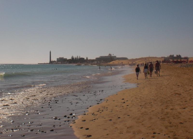 Strände auf Gran Canaria