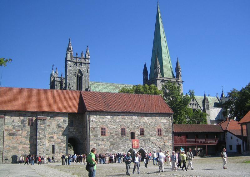 Landausflüge in Trondheim auf eigene Faust