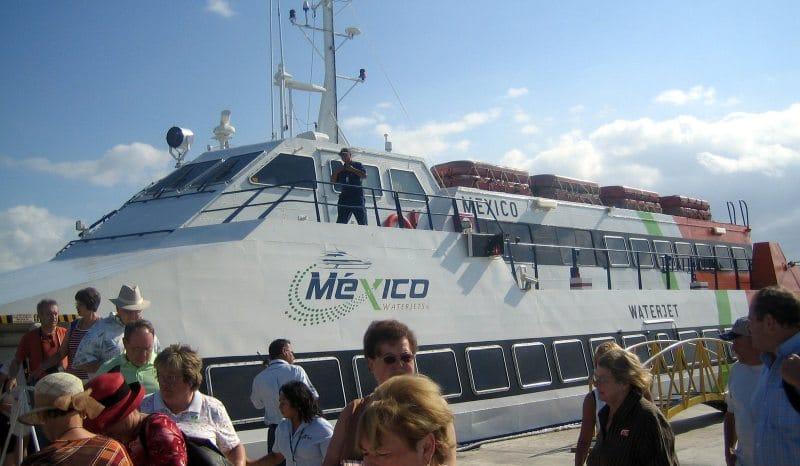 Fähre nach Puerto del Carmen