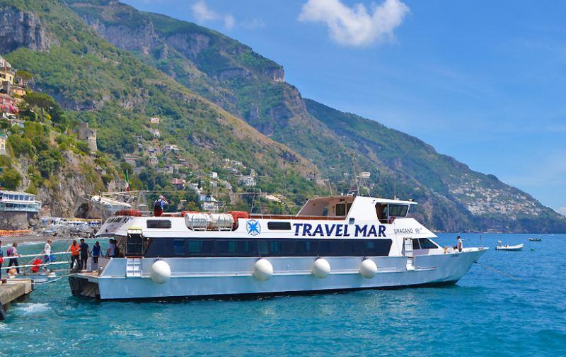 Mit Travelmar zur Amalfiküste