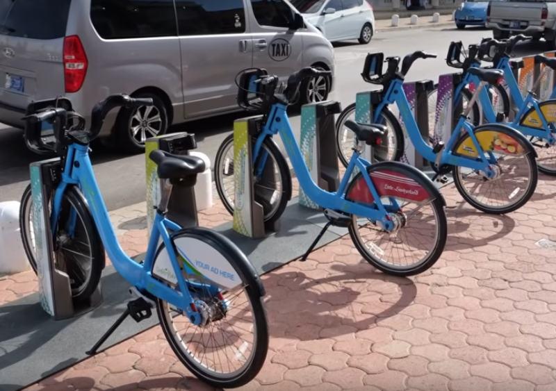 Landausflüge auf Aruba mit Fahrrädern von Green Bike
