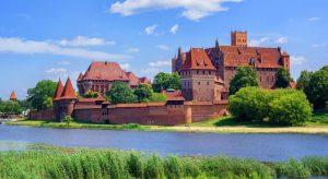 Festung des deutschen Ordens