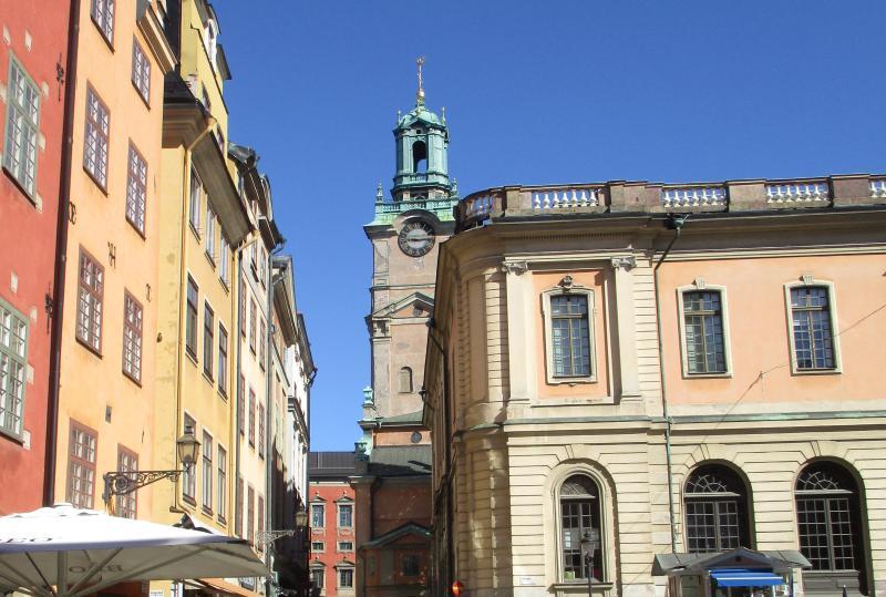 In der Altstadt Gamla Stan