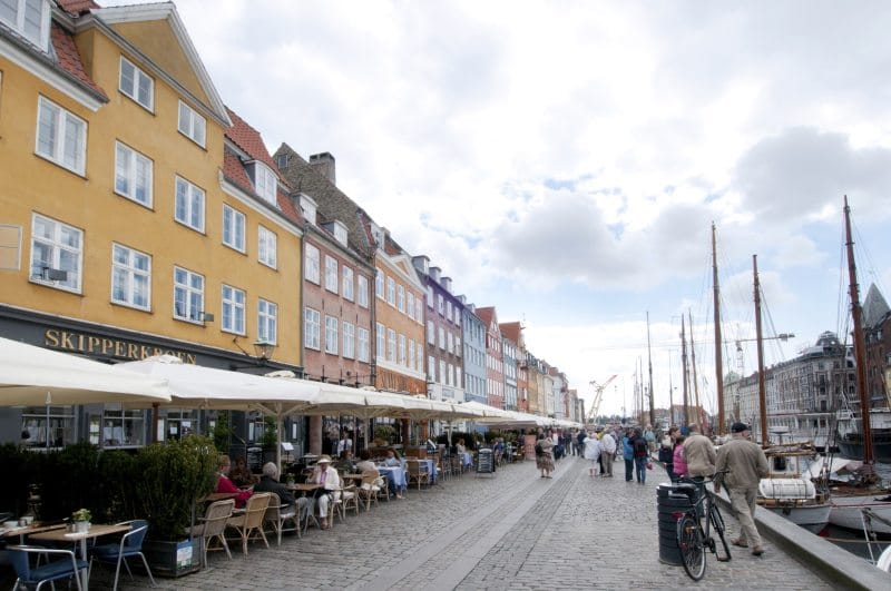 Gastronomie in Nyhavn