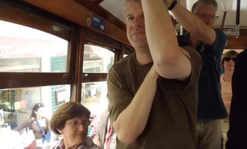 Landausflüge in Lissabon mit der historischen Straßenbahn 28E