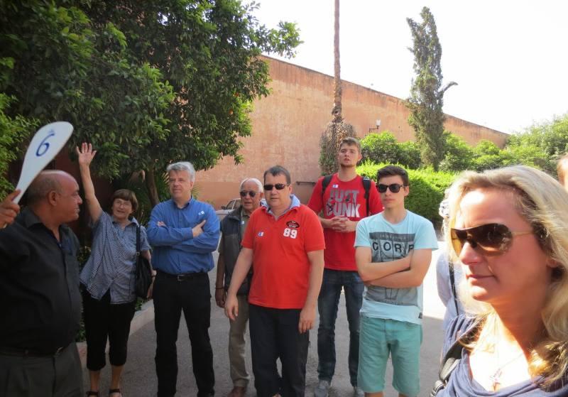 Geführter Stadtrundgang Marrakesch