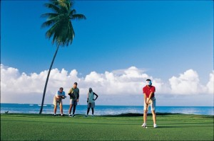 Golfausflug