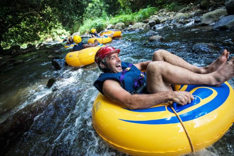Grenada River Tubing