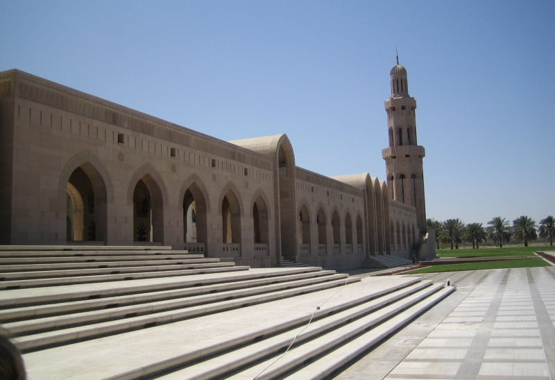 Landausflüge in Muscat zum Wadi Shams