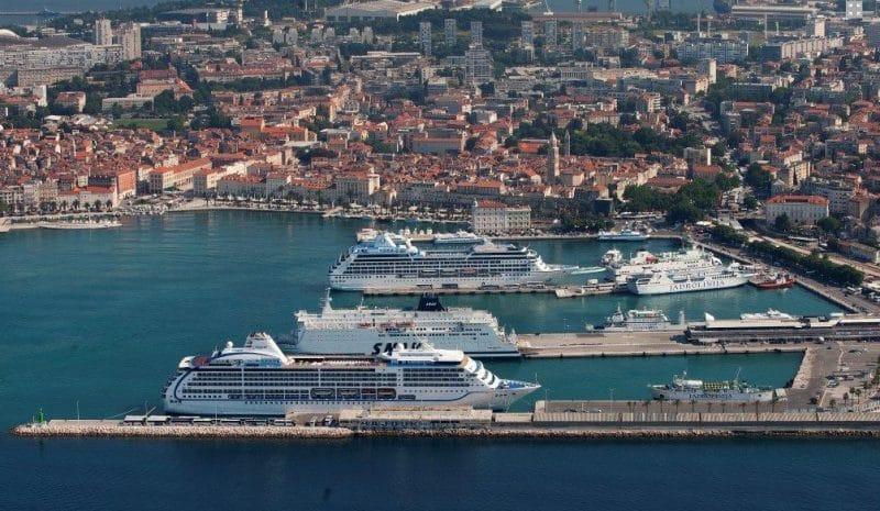 Hafen und Altstadt