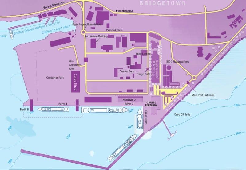 Hafenplan