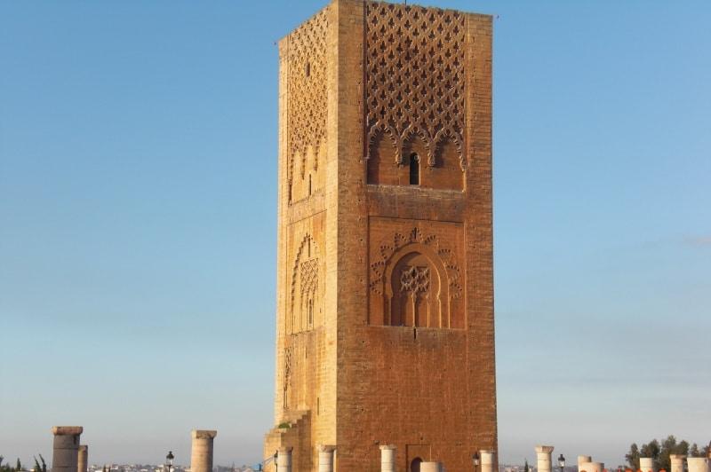 Hassan-Turm in Rabat
