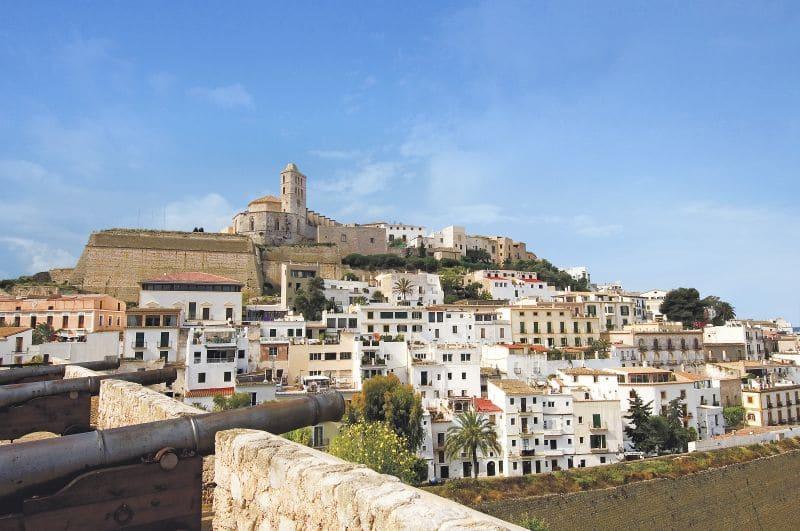 Landausflüge auf Ibiza auf eigene Faust