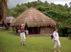 Im Reservat der Kariben