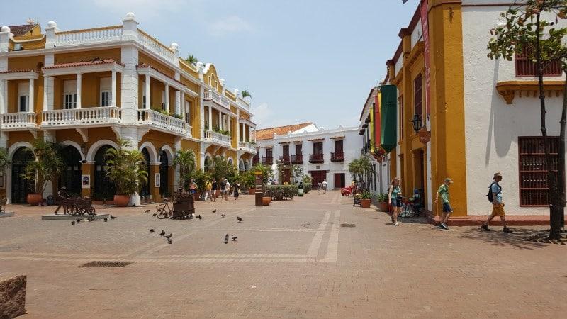 Landausflüge in Cartagena auf eigene Faust
