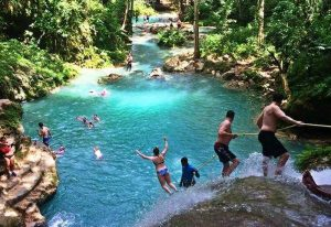 Irie Blue Hole