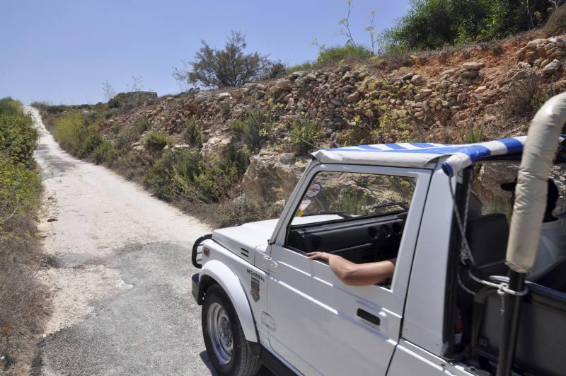 Jeep Tour auf Malta auf eigene Faust