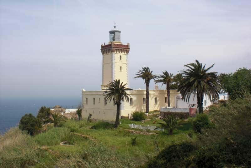 Landausflüge in Tanger führen zum Kap Spartel