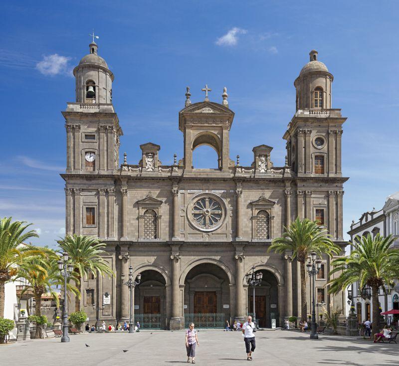 Kathedrale Santa Ana von Las Palmas de Gran Canaria