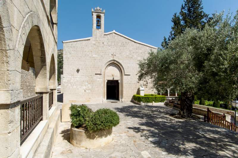 Kloster des Agios Neophystos bei Paphos