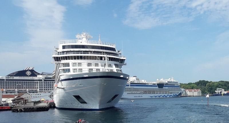 Kreuzfahrtschiffe in Stavanger