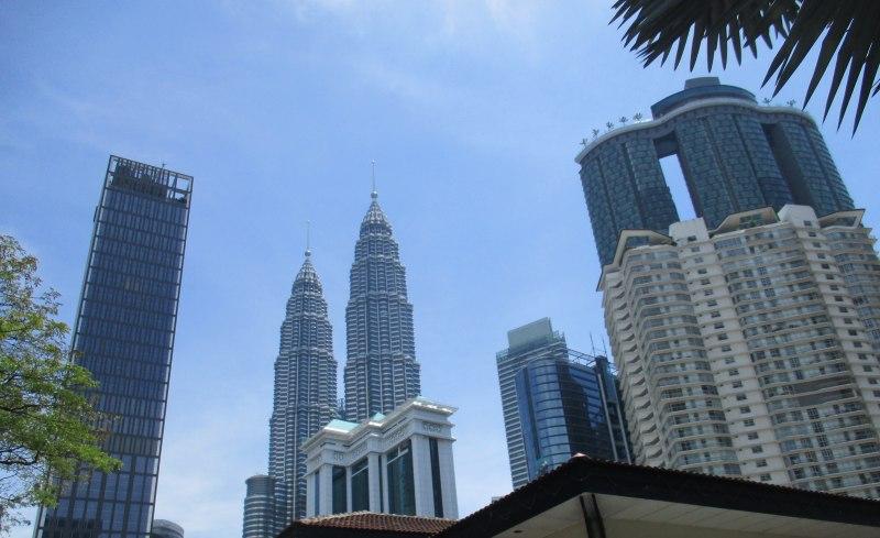 Landausflüge in Kuala Lumpur auf eigene Faust