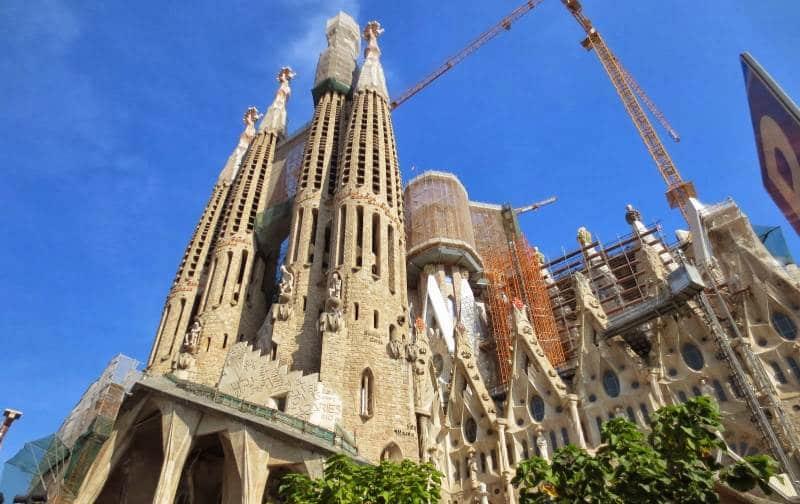 Landausflüge in Barcelona auf eigene Faust