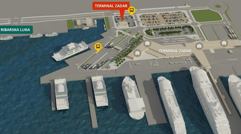 Zadar auf eigene Faust mit einem öffentlichen Bus erkunden