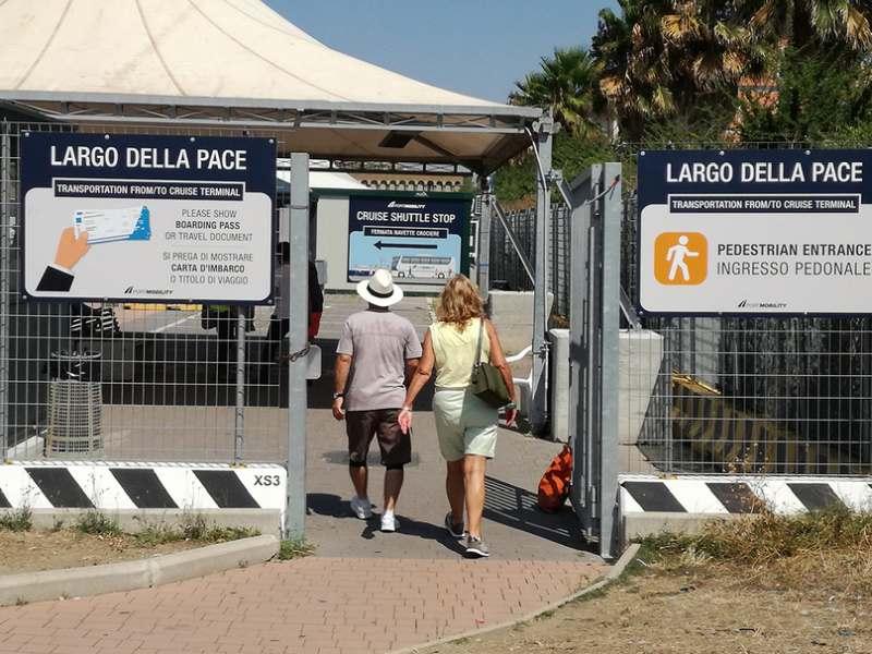 Portmobility Servicecenter Largo della Pace