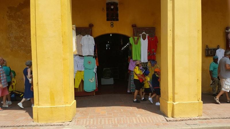 Las Bovedas Markt