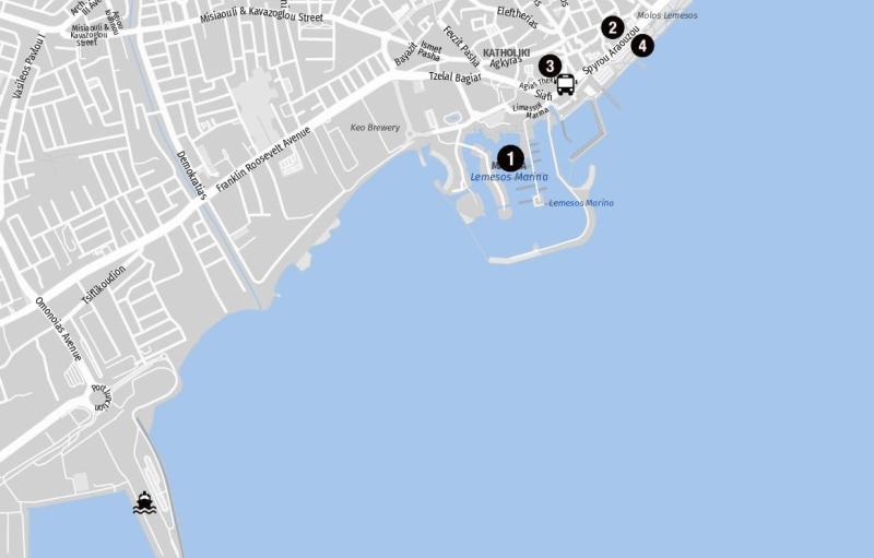 Limassol auf einen Blick