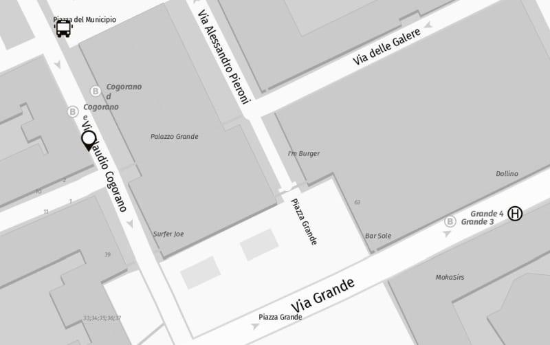 Livorno Zentrum