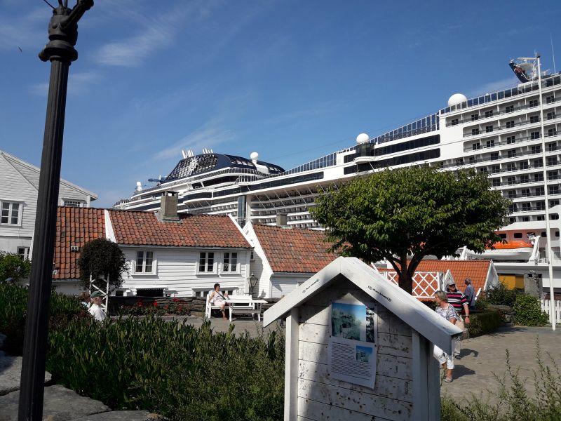 Landausflüge in Stavanger auf eigene Faust