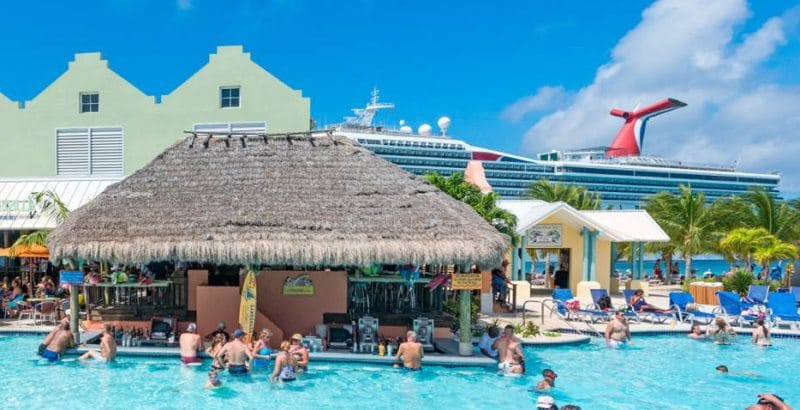 Margaritaville im Cruise Center