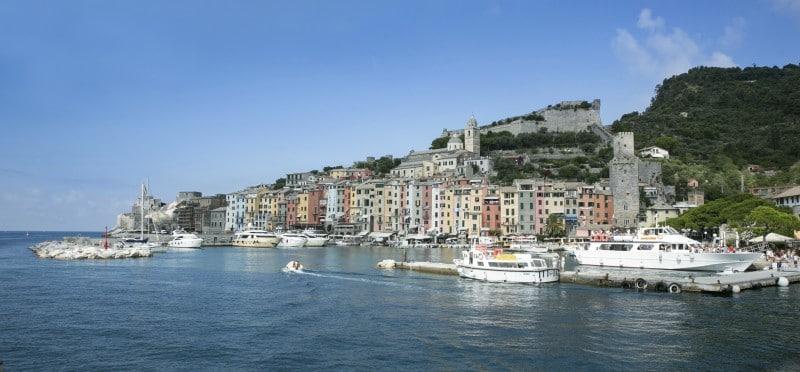 Bootsausflug nach Portovenere