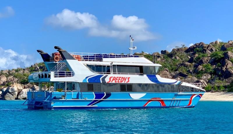 Landausflüge auf Tortola mit der Fähre