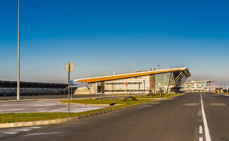 Moderne Terminals