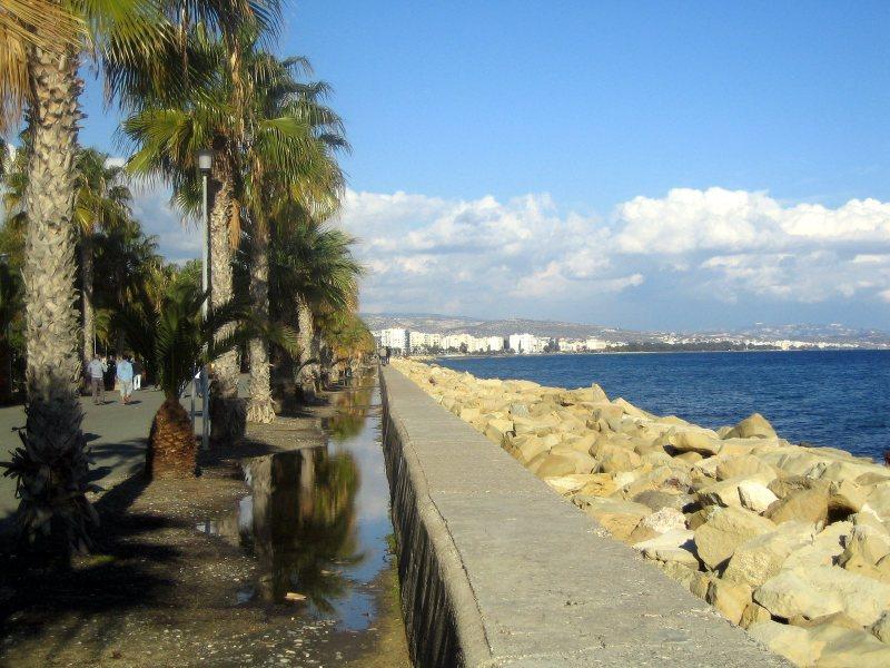 Molos Seaside Park
