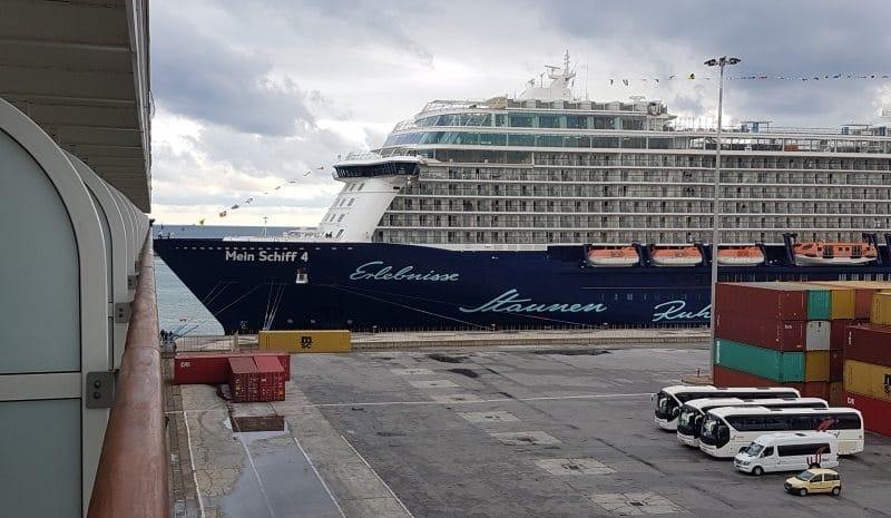 Morgens im Commercial Port von Heraklion
