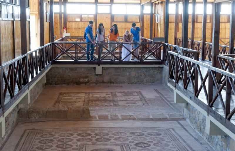 Mosaiken von Kourion
