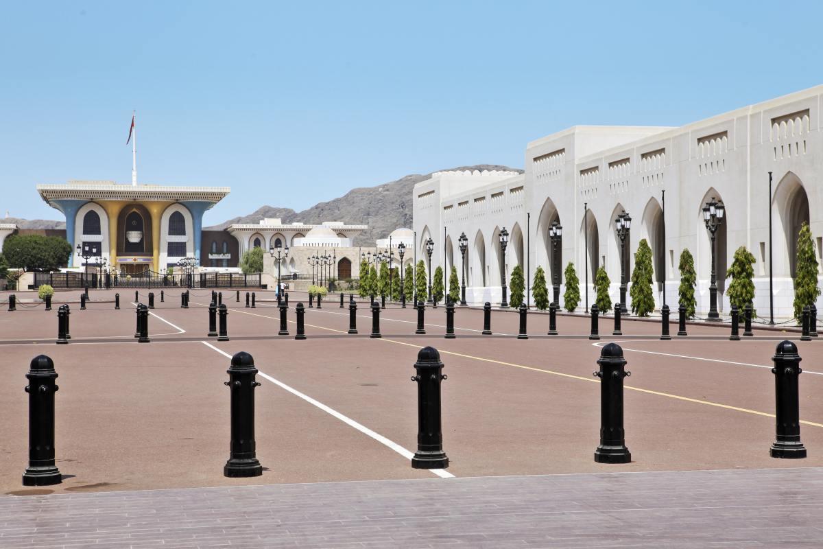 Al-Alam-Palast Muscat