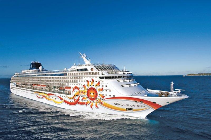 Norwegian Sun von Norwegian Cruise Line