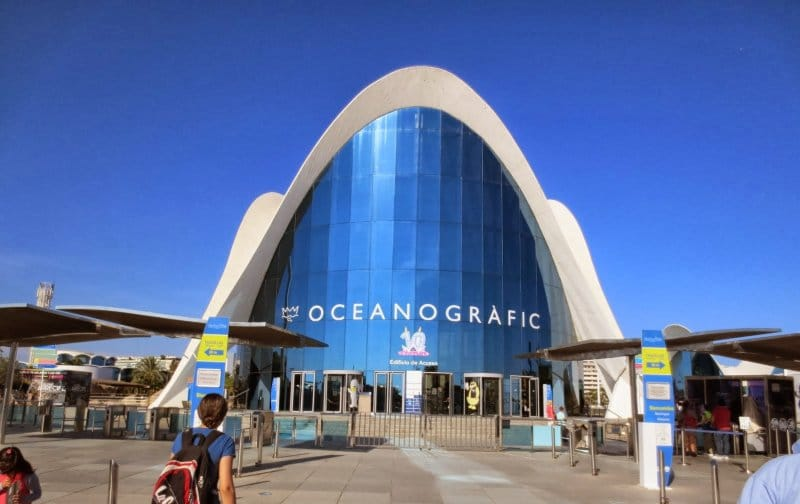 Oceanographic park