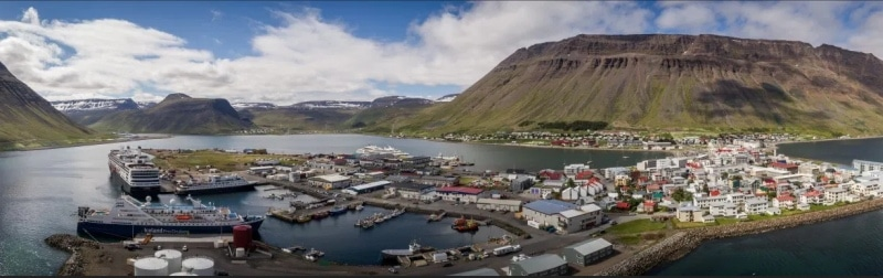 Landausflüge in Ísafjörður auf eigene Faust