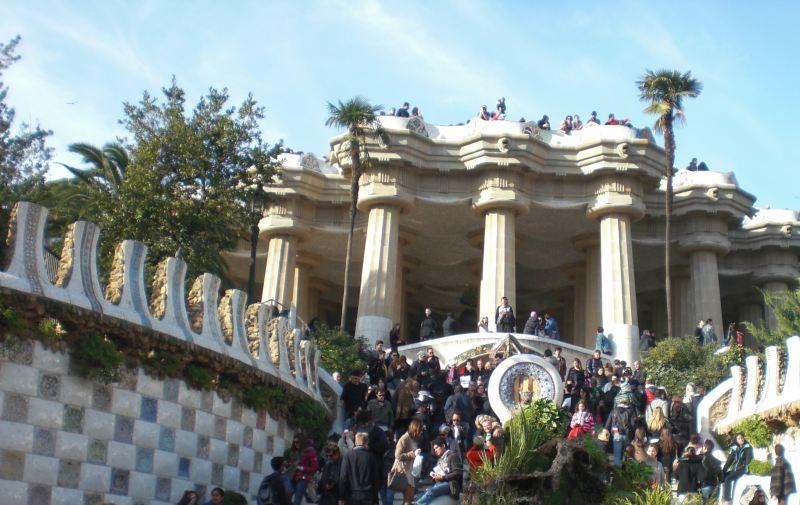 Landausflüge in Barcelona zum Park Güell