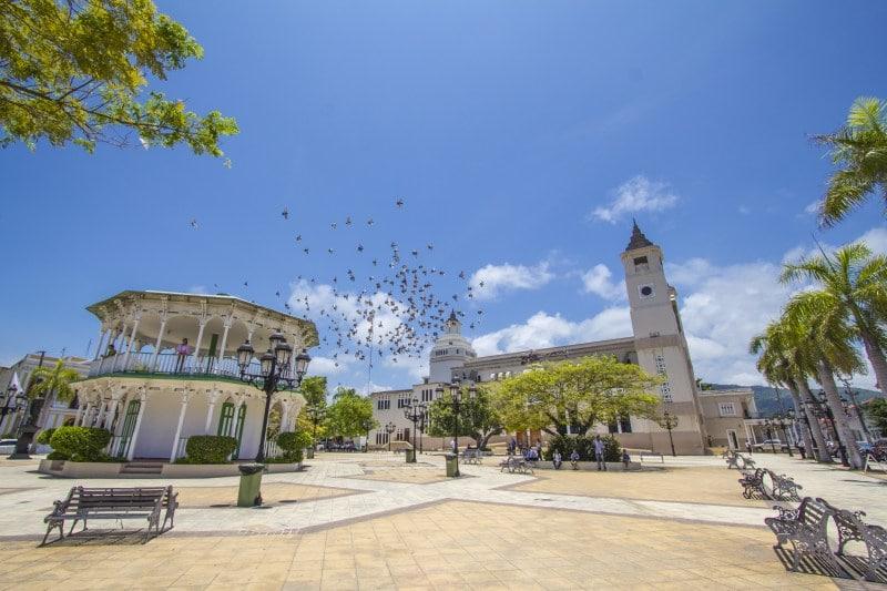 Die Altstadt von Puerto Plata