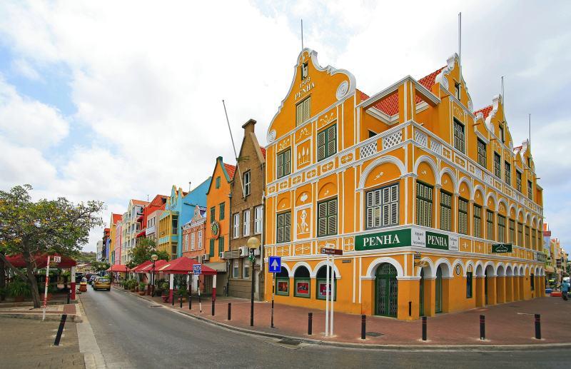 Penha-Haus und Handelskade